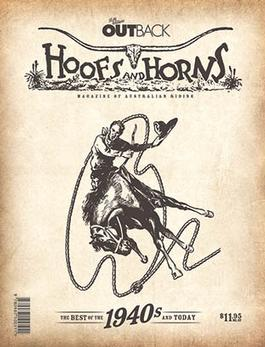 Hoofs & Horns: The Best of the 1940s and Today cover