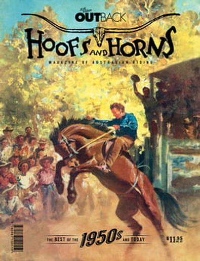 Hoofs & Horns - The Best of the 1950s and Today cover