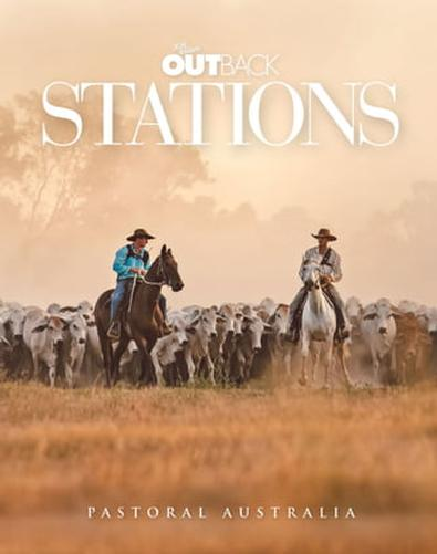 Outback Stations: Pastoral Australia cover