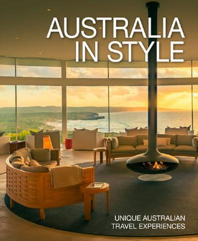 Australia In Style 2017 cover