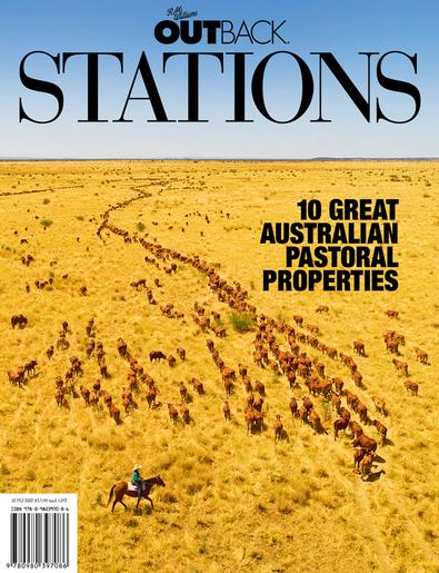 2018 OUTBACK Stations cover