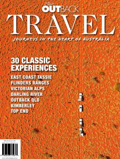 OUTBACK Travel cover