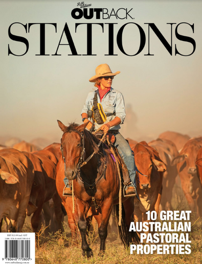 OUTBACK Stations 2021 cover