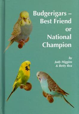 Budgerigars - Best Friend or National Champion cover