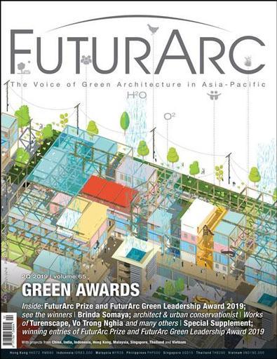 FuturArc magazine cover