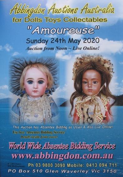 Abbingdon Auctions Catalogue cover