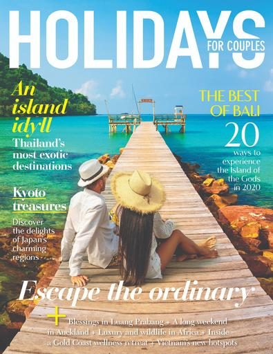 Holidays for Couples magazine cover