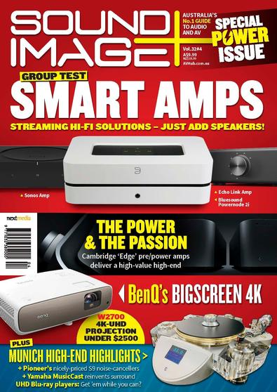 Sound and Image magazine subscription
