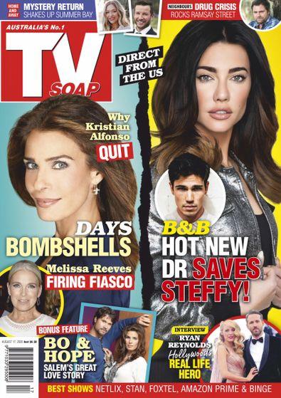 TV Soap magazine cover