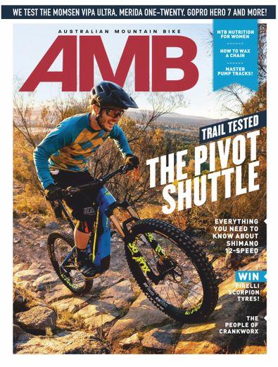3adc9db1052 Australian Mountain Bike Magazine Subscription - isubscribe