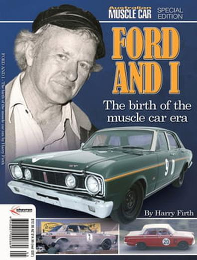 Ford And I cover