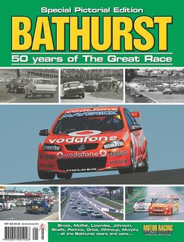 50 Years of Bathurst Picture Book cover
