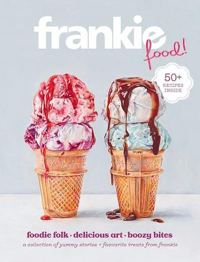 frankie Food cover
