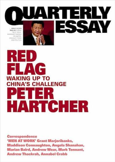 Quarterly Essay magazine cover