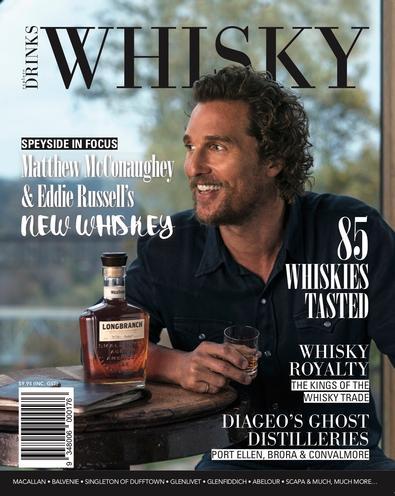 explore WHISKY magazine cover