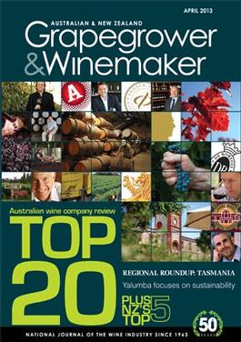 Australian & New Zealand Grapegrower & Winemaker magazine subscription