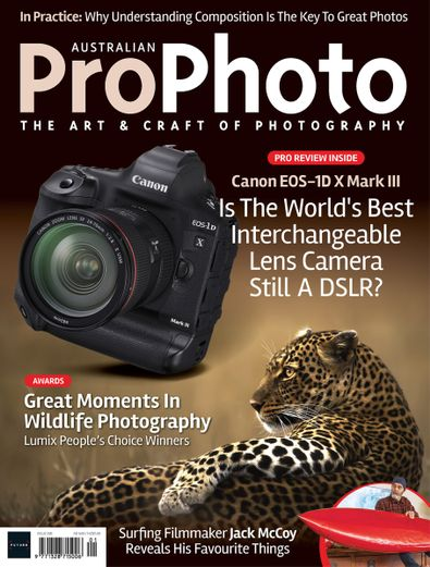 ProPhoto magazine cover