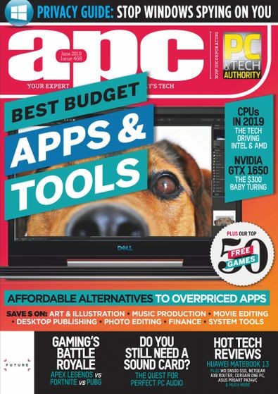 APC Magazine cover