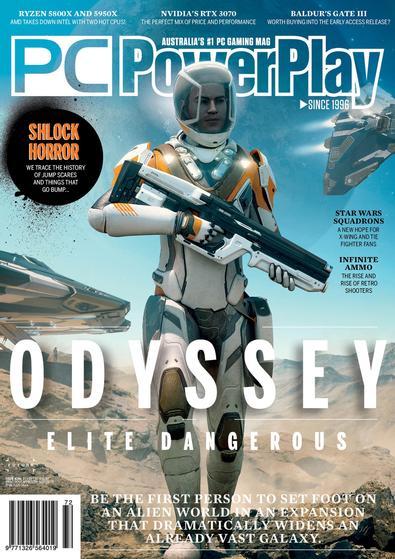 PC Powerplay magazine cover