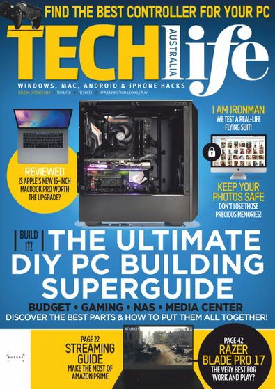 TechLife magazine cover