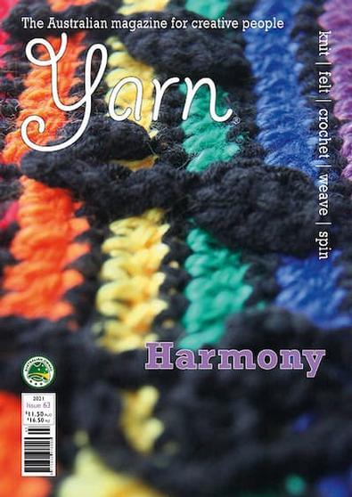 YARN Magazine cover