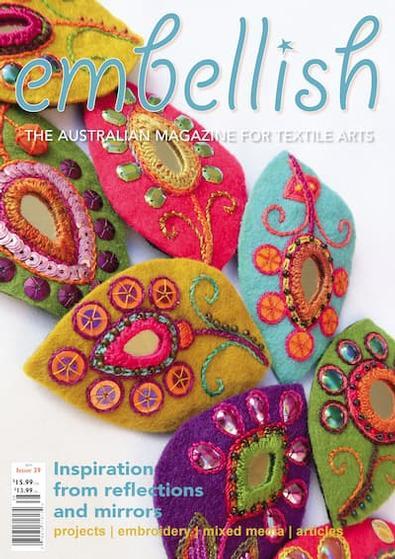 EMBELLISH Magazine cover