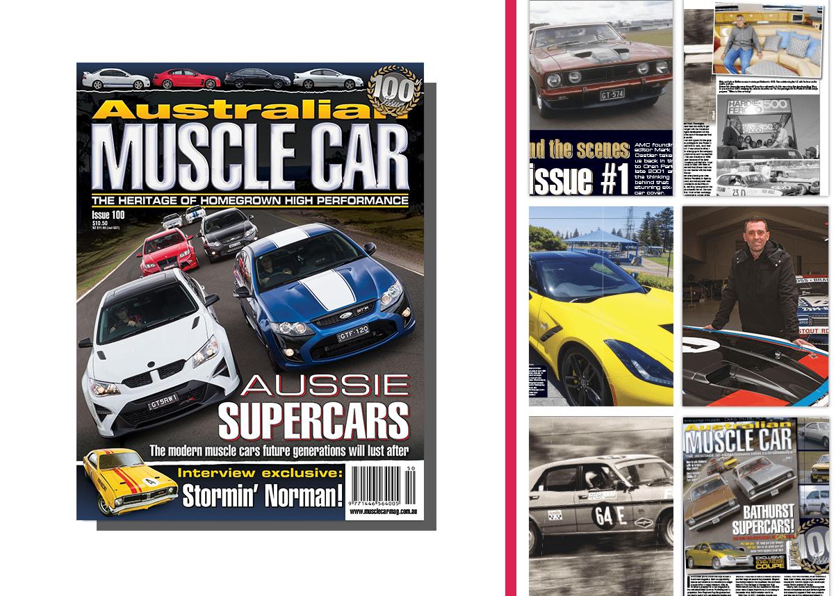 Meet The Editor Australian Muscle Car Isubscribe Com Au