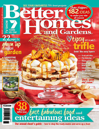 Better homes gardens australia magazine subscription Better homes and gardens current issue