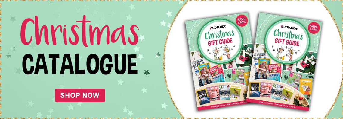 Christmas Catalogue Out Now, Save up to 86%