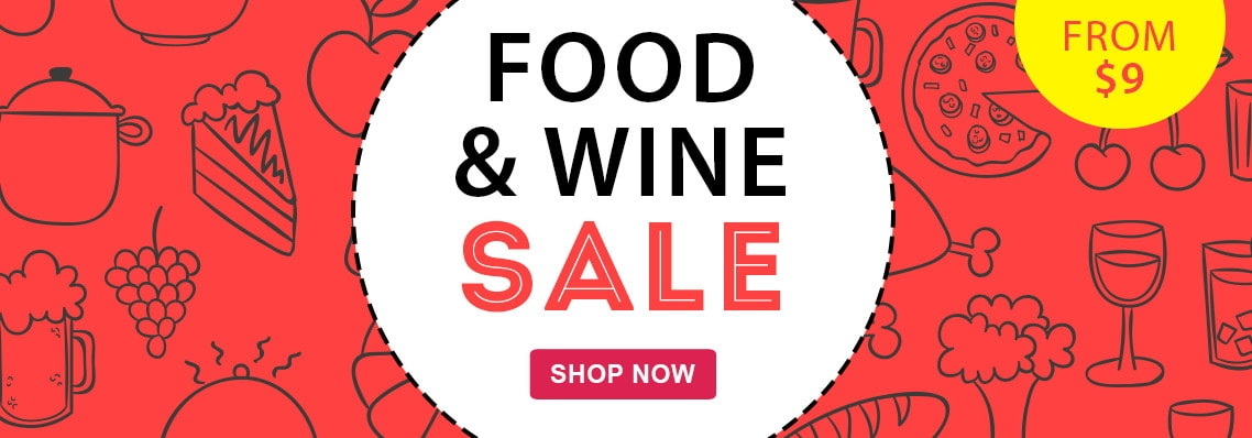 Top selling Food & Wine mags from $12