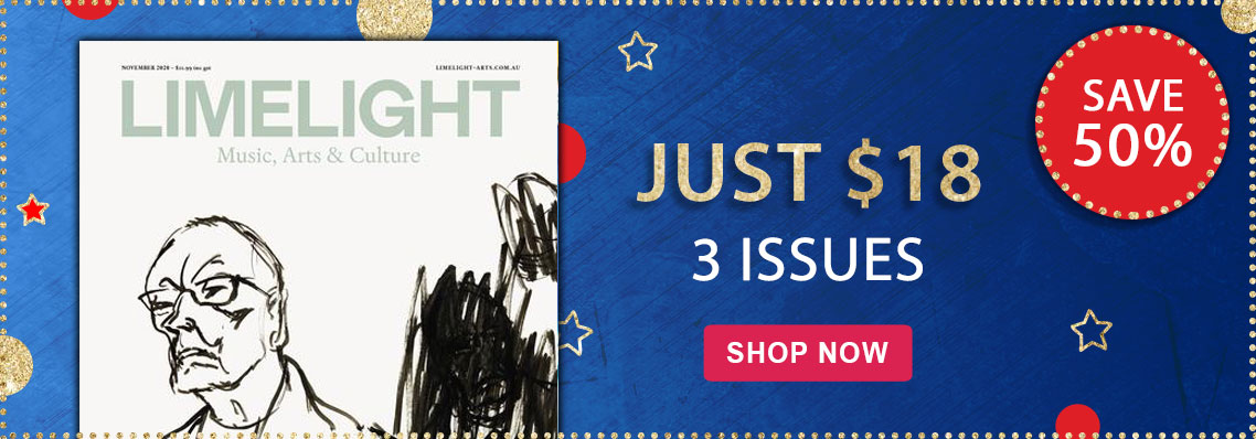 Save 50% on Limelight Magazine