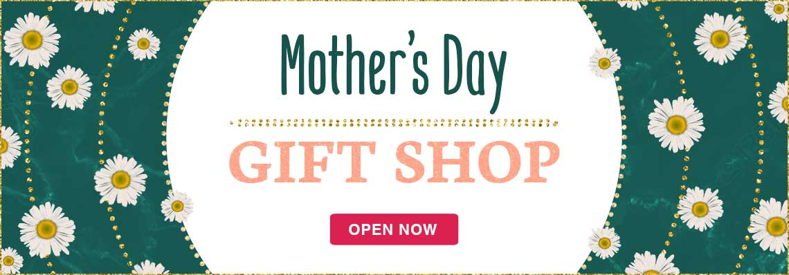 Mother's Day Gift Shop now open, save up to 81%